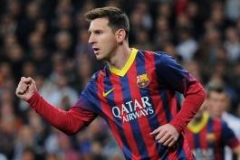ارزشمندترین ستاره های دنیای فوتبال: ارزش مسی دو برابر رونالدو