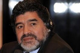 مارادونا: نیمار برای تحت سلطه قرار دادن جام جهانی بسیار جوان است؛ از رابطه دوستی مسی و دی ماریا خوشحالم