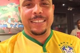 رونالدو: مطمئنم برزیل و آرژانتین فینال جام جهانی را برگزار می کنند؛ نیمار چهره شاخص این جام جهانی است