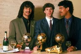 نگاهی به تمامی برندگان جایزه Ballon d'Or