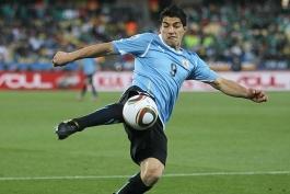 فوری: لیست اروگوئه اعلام شد؛ سوارز در آن جای دارد