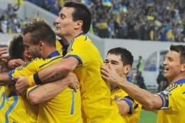 اوکراین توسط یوفا محروم شد