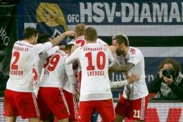 هامبورگ 2-0 وردربرمن؛ جدال قعر جدولی ها را میزبان برد