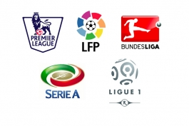 بهترین و بدترین آمار و ارقام ثبت شده از سوی باشگاه های اروپایی در سال 2014