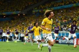 داوید لوییز: از رهبری برزیل مقابل آلمان، ترسی ندارم؛ بازی فوق العاده ای خواهد بود