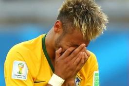 سخنگوی فدراسیون فوتبال برزیل: هواداران نگران نباشد؛ نیمار به بازی با کلمبیا، خواهد رسید