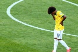 نگرانی های برزیل بیشتر شد: احتمال غیبت ویلیان در مقابل آلمان وجود دارد
