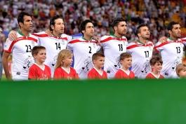 ایران، ژاپن و کره جنوبی تیم های 100 درصدی جام
