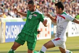 ایران - عراق - جام ملت های آسیا