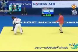 بازی های آسیایی (جودو)؛ شکست جمالی مقابل حریف قدرتمند ژاپنی