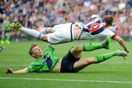 بهترین عکس های هفته پنجم لیگ برتر انگلستان (سری اول)