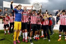 آیندهوون پس از هفت سال قهرمان هلند شد