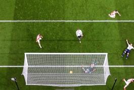 نکته آماری؛ گیبز، بیست و چهار هزارمین گل تاریخ لیگ برتر را به ثمر رساند