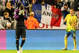 سوئد -  فرانسه - مقدماتی جام جهانی 2018 روسیه -