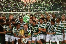 اسپورتینگ 1-0 بنفیکا؛ پیروزی ژسوس مقابل شاگردان سابق در سوپرکاپ پرتغال