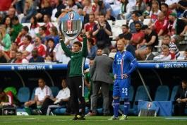 اینفوگرافی؛ بررسی عملکرد سیگتورسون در یورو 2016