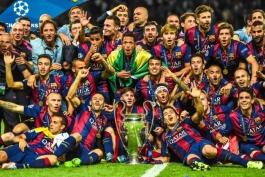 بارسلونا بهترین تیم سال 2015 میلادی از نگاه IFFHS؛ یوونتوس و ناپولی در رده های بعدی