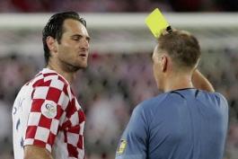 لحظات به یادماندنی جامهای جهانی؛ اخراج پس از دریافت سه کارت زرد (آلمان 2006)