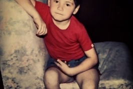 عکس بچگی ایکر کاسیاس مقدس