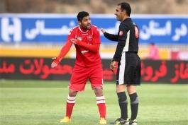 مهدی دغاغله: پرسپولیس از جام حذفی سهمیه آسیایی میخواهد