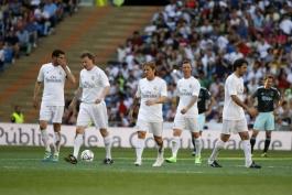 گزارش تصویری؛ اسطوره های رئال مادرید 3-1 اسطوره های آژاکس