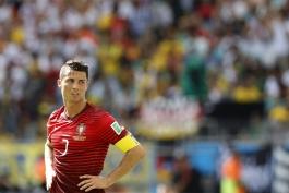 کریستیانو رونالدو برای نخستین دیدار پرتغال در مقدماتی یورو 2016 به تیم ملی دعوت نشد