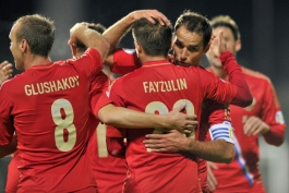 نگاهی به گروه F رقابت های مرحله مقدماتی جام جهانی در قاره اروپا؛ لغزش بی موقع پرتغال و پیروزی روسیه!