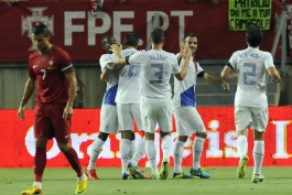 دوستانه؛ پرتغال 1 - 1 هلند؛ شب خوب سلسائو با باخت روسیه!