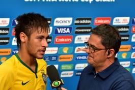 نیمار: اولین تجربه جام جهانی فراتر از انتظاراتم بود؛ اسکار: یکی از بهترین بازی های عمرم را انجام دادم