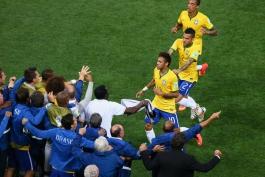 برزیل 3 - 1 کرواسی؛ 4 گل از شاگردان اسکولاری و کسب 3 امتیاز نخست