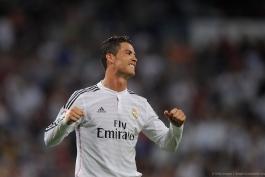 رونالدو در سال 2014 ، 30 گل به ثمر رسانده است