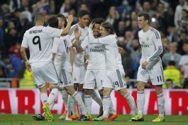 رئال مادرید 3 - 0 لوانته؛ درخشش دروازه بان و تیرهایش مقابل رئال مادرید!