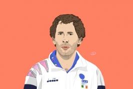 پرونده فوتبال ایتالیا- آریگو ساکی- پائولو مالدینی- سری آ- دهه ۹۰ ایتالیا