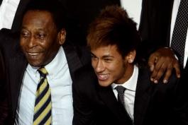 پله: نیمار میتواند نقش من را در تیم ملی برزیل ایفا کند؛ او نباید سریعاً به زمین بیافتد