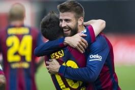 جرارد پیکه: رویای من بازی برای بارسلونا بود؛ همسرم بهترین آهنگ ها را می خواند؛ دوست داشتم در کنار بکن باوئر بازی کنم