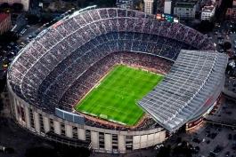 نیوکمپ - بازسازی ورزشگاه - حق نامگذاری استادیوم