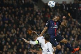 گزارش تصویری پاریسن ژرمن 0-0 رئال مادرید