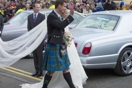 گزارش تصویری از مراسم ازدواج اندی ماری
