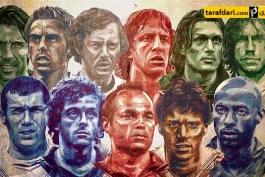 تیم منتخب تاریخ یورو به انتخاب فرانکو بارزی (عکس و ویدیو)