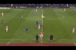 گل های بازی آرژانتین 2 - 1 کرواسی
