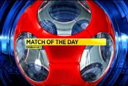 دانلود برنامه Match of the Day ( شنبه 10 ژانویه 2015)