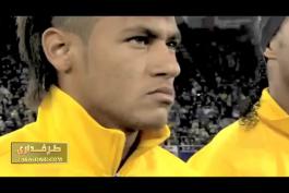 کلیپ؛ مقایسه مهارت های کریستیانو رونالدو در تیم ملی پرتغال و نیمار در تیم ملی برزیل