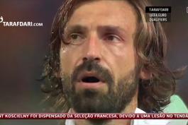 خلاصه بازی ایتالیا 2 - 1 آذربایجان