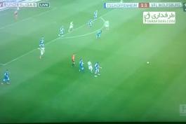 ویدیو؛ لرد بنتنر در تیم جدیدش نیز می درخشد!