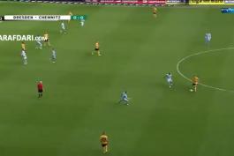 ویدیو؛  شادی پس از گل جالب در لیگ دسته پایین آلمان
