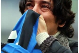 ویدیو های خاطره انگیز؛ خداحافظی زامورانو از هواداران اینتر