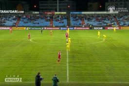گل ها و خلاصه  بازی لوکزامبورگ 0 - 3 اوکراین
