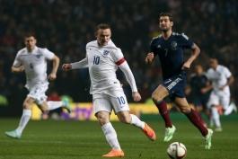 گل های بازی اسکاتلند 1 - 3 انگلیس