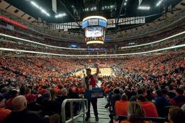 بسکتبال NBA؛ پیش بازی روز سوم؛ نبرد قدرتهای فصل در  یونایتد سنتر شیکاگو
