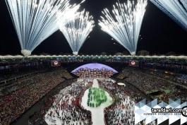 توماس باخ: با این المپیک به جهانیان  پیام برابری و امید میدهیم